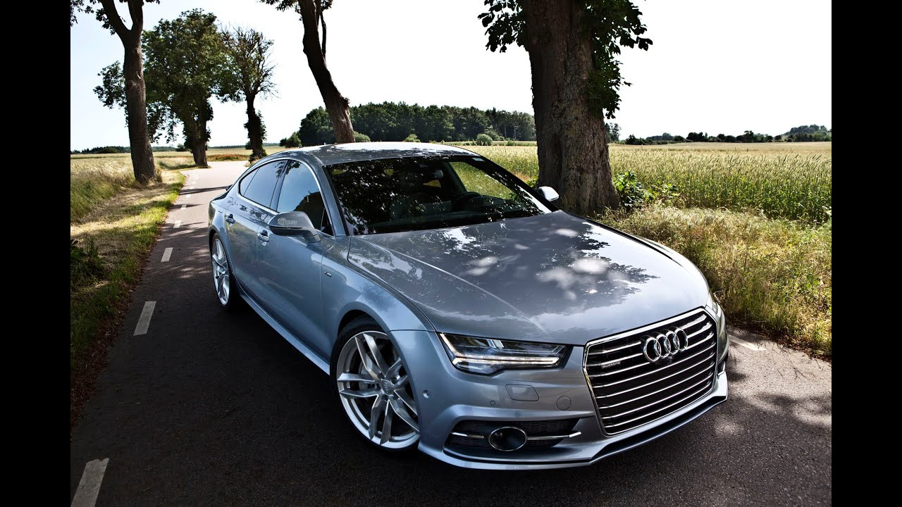 2017 audi a7 3 0 bitdi 320hp acceleration walkaround launch etc youtube. Black Bedroom Furniture Sets. Home Design Ideas