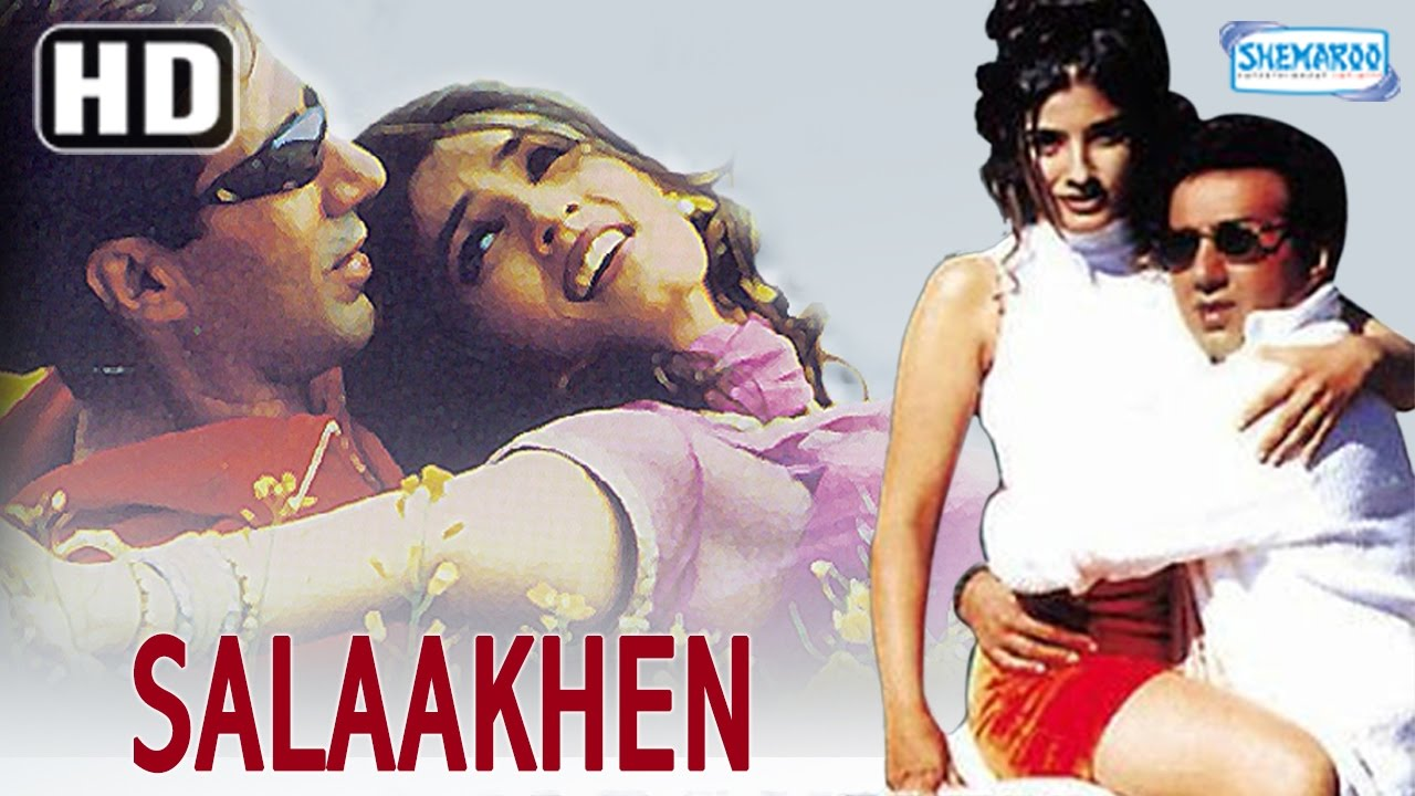 Download Salaakhen (HD) Sunny Deol | Raveena Tandon | Anupam Kher - 90's Hit -  (With Eng Subtitles)