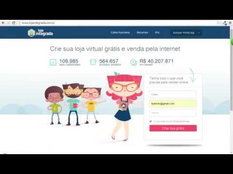 e65daa823 ECommerce - Como criar uma loja virtual GRATIS - Loja Integrada ...