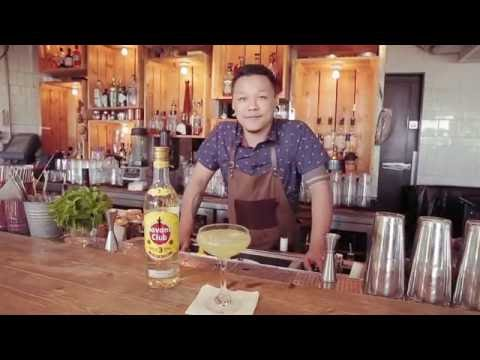 Best Bartender cocktails at Limewood by Sunny Gurung