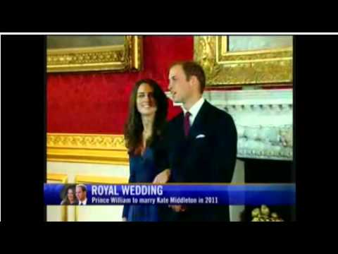 Royal Wedding - Canadian interest
