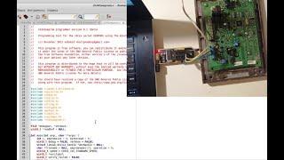 Разбор драйвера программатора CH341