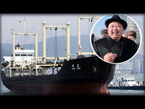 """CUSTOMS AGENTS MAKE TERRIFYING DISCOVERY AFTER SEIZING NORTH KOREAN SHIP, """"LARGEST OF ITS KIND"""""""