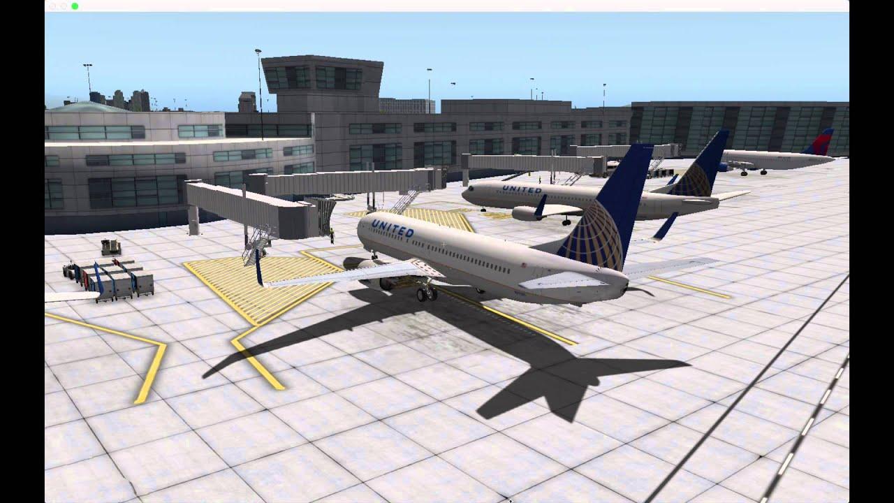 X-Plane: AutoGate Plugin Installation and Demo