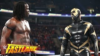 R-Truth vs. Curtis Axel: WWE Fastlane 2016