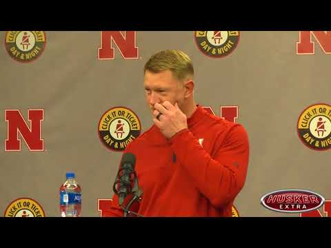 Scott Frost National Signing Day Press Conference