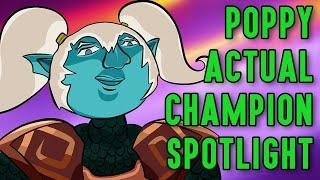 Poppy ACTUAL Champion Spotlight