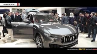 Nuova Maserati Levante alla concessionaria De Poi CDP [UMBRIA NEWS]