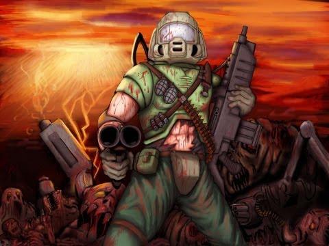 Brutal Doom Version 19 Trailer