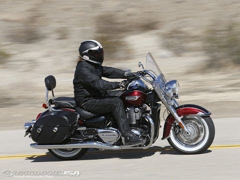 Triumph Thunderbird LT Road Test Review