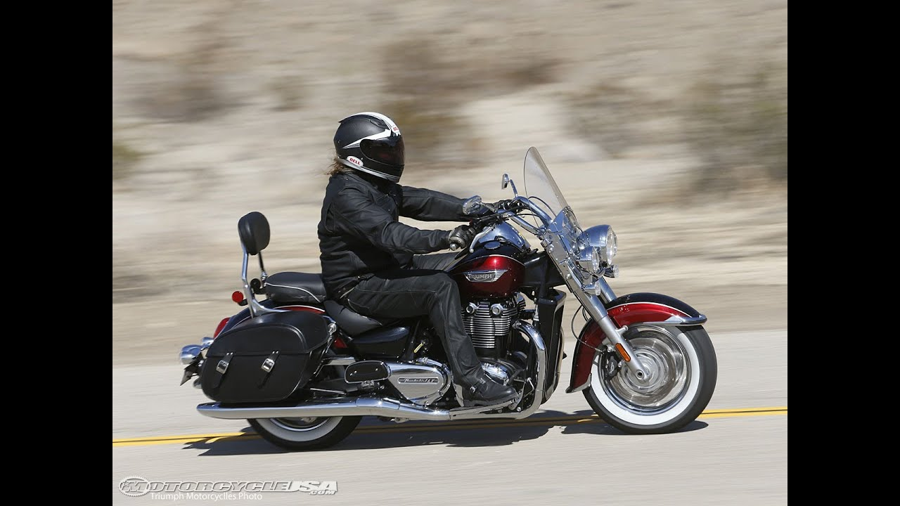 2014 triumph thunderbird commander lt first ride. Black Bedroom Furniture Sets. Home Design Ideas