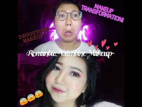my-transformation!-♥-romantic-valentine-makeup~-♥-all-drugstore-product-below-100k!!
