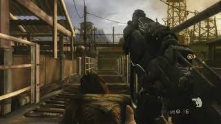 Resistance 2 gameplay (Playstation 3)