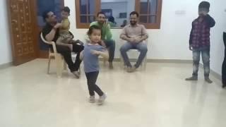 Shivanya with full swing on ||Teeje Week||
