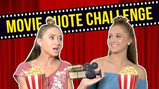 Video The Movie Quote Challenge!! | The Rybka Twins download MP3, 3GP, MP4, WEBM, AVI, FLV September 2018
