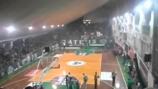 Παναθηναϊκός – Ολυμπιακός μπάσκετ γυναικών