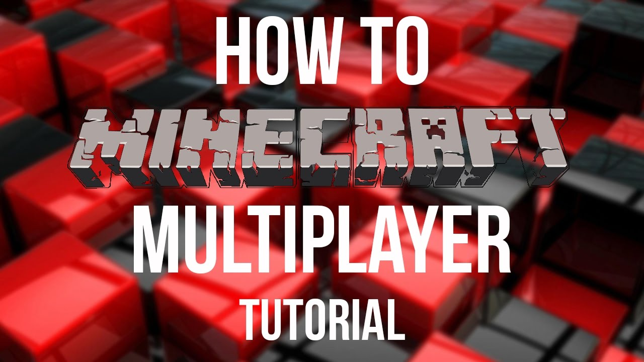 Minecraft Mineshafter Multiplayer LAN Tutorial YouTube - Minecraft lan spielen mit einem account
