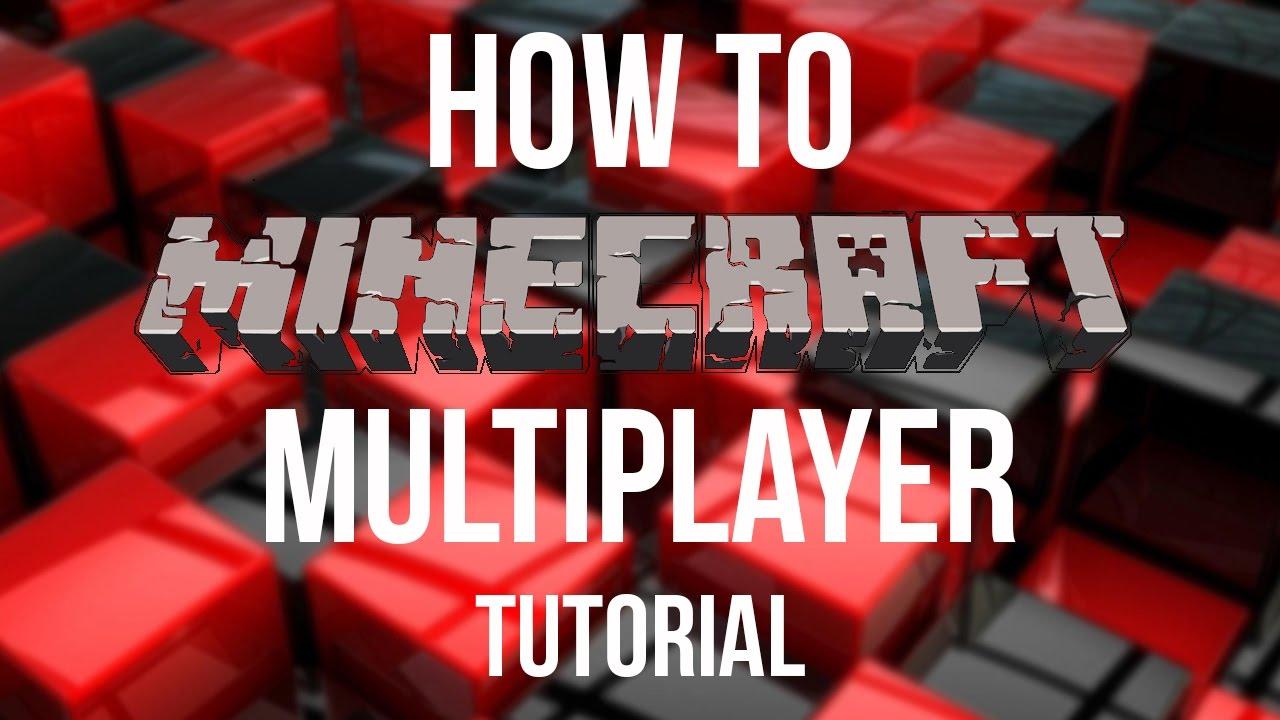 Minecraft Mineshafter Multiplayer LAN Tutorial YouTube - Minecraft lan spielen mit einem account