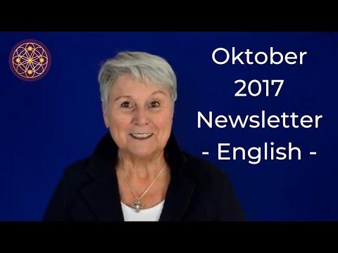Oktober 2017 Newsletter für Slim Spurling's Light-Life® Tools - IN ENGLISH