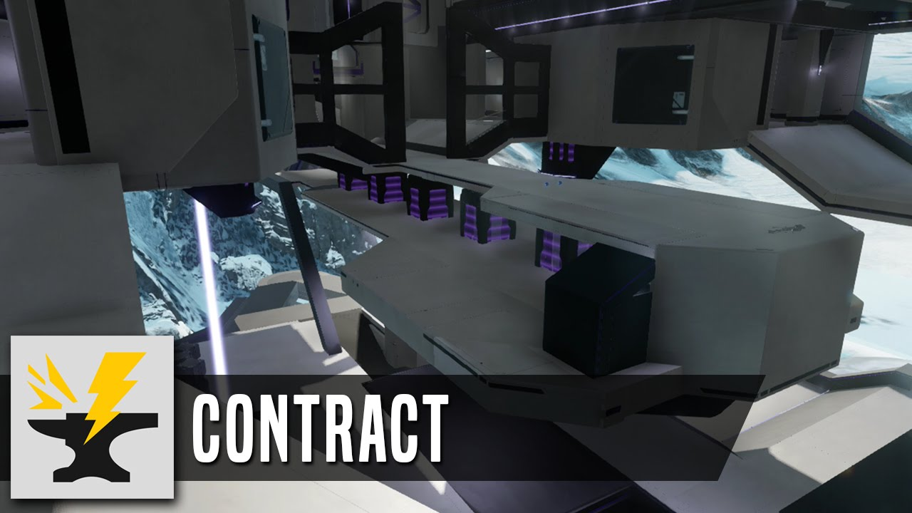 Halo 5: Forge Maps
