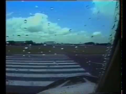 Конкорд. Взлёт, вид из кабины / Concorde. Take-off, View From The Cockpit