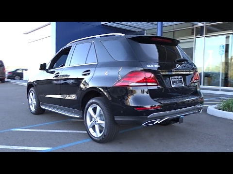 2017 mercedes benz gle pleasanton walnut creek fremont for Mercedes benz of pleasanton