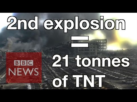 Tianjin explosion: What do we know - BBC News