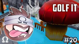 CHILLY WILLY & THE COLD CAULDRON! |  Golf It Funny Moments #20 Ft. Jiggly / Vanoss / Brian / Nogla