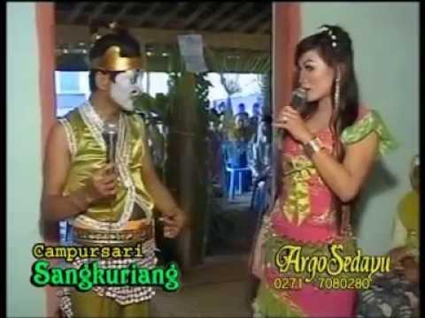Rondo Teles Gareng & Sofira, Campursari Sangkuriang