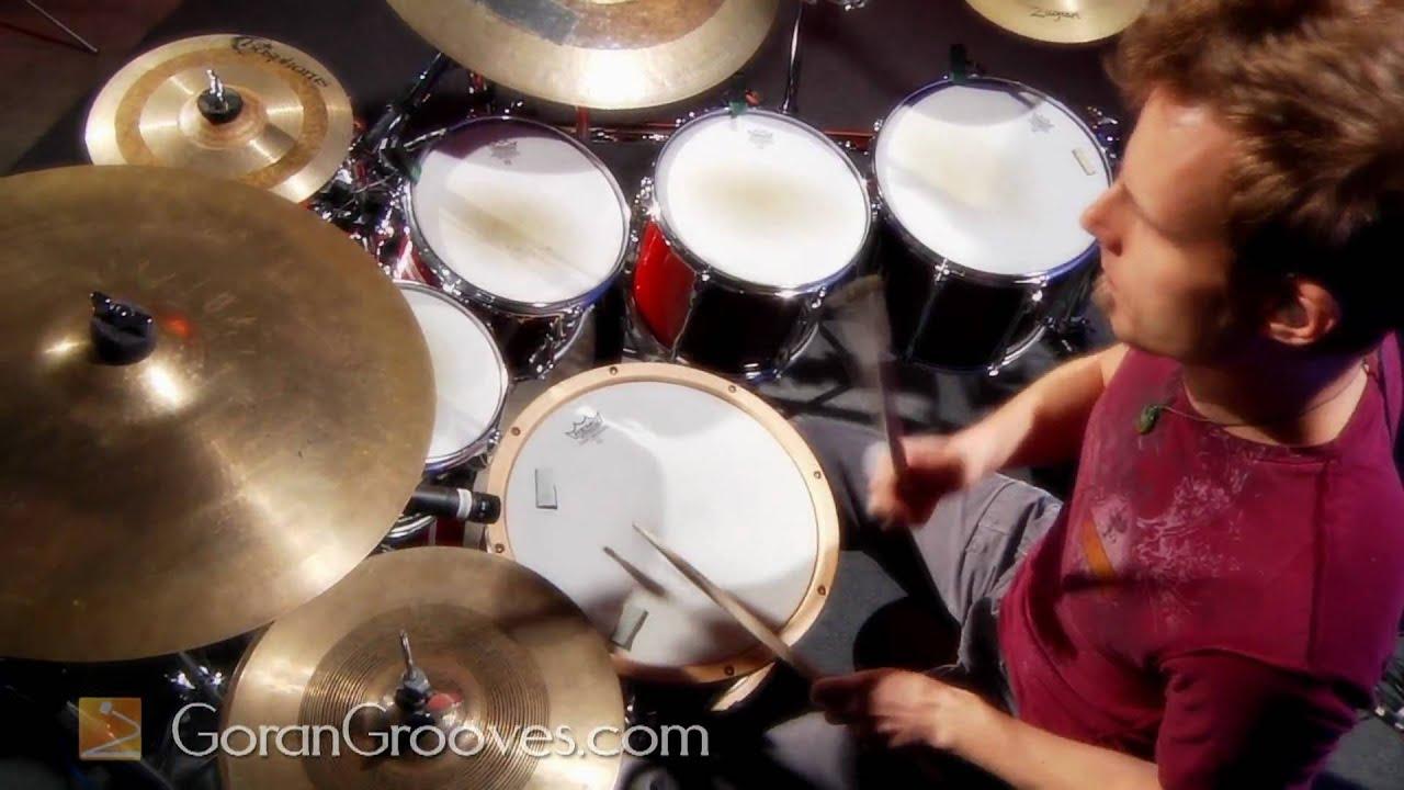 Goran Rista tracking a slow Rock tune.