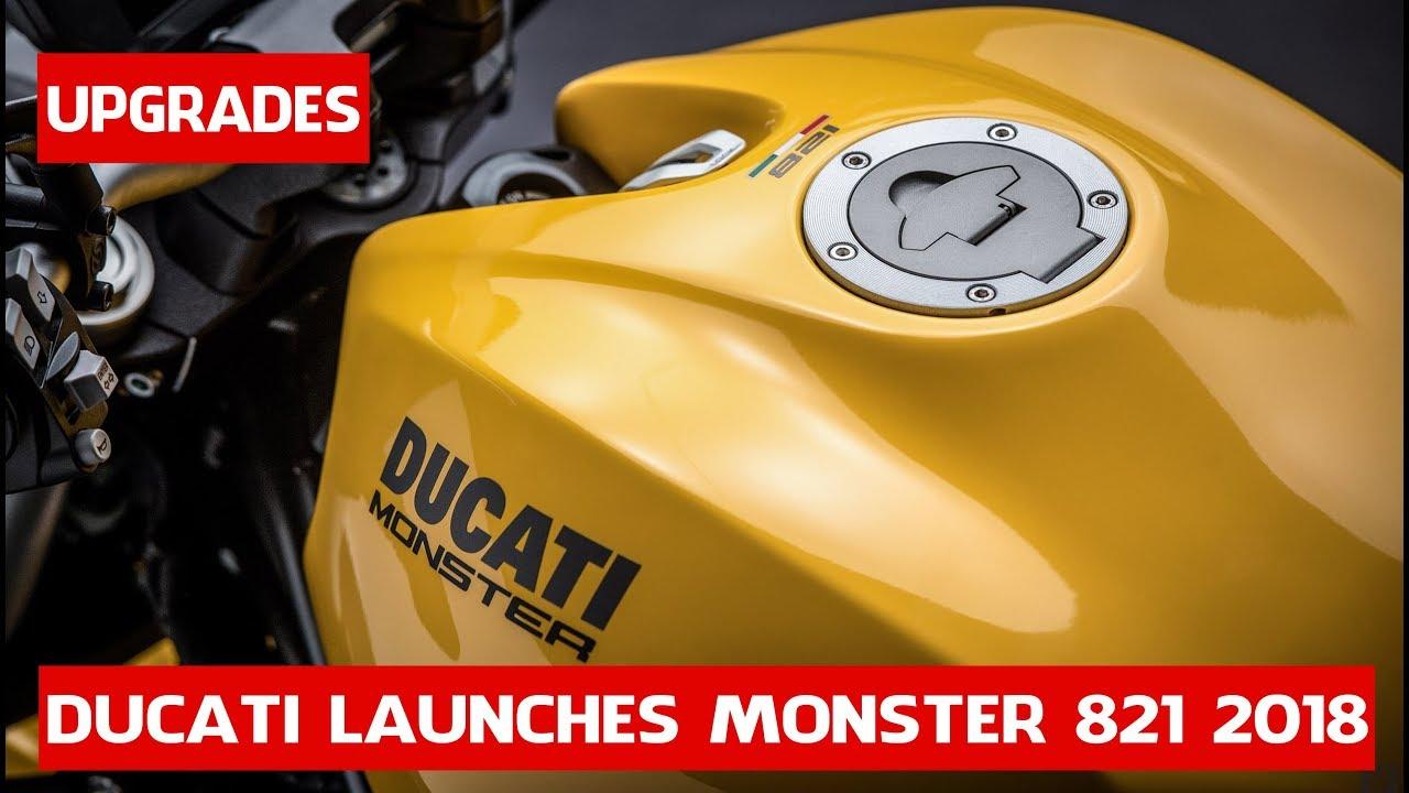 Ducati Monster  Upgrades