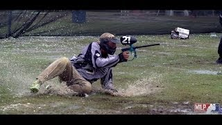 131 Paintball Hits in 4 minutes at  Minor League Paintball Event #3