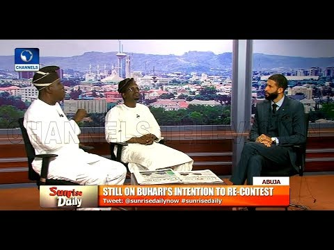 APC, PDP Members Debate President Buhari's Intention To Re-contest Pt.1 |Sunrise Daily|