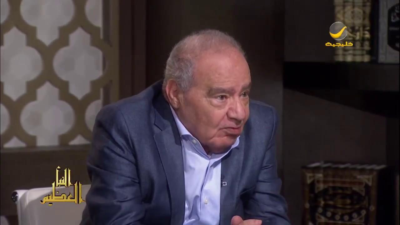 النبأ العظيم مع يحيى الأمير وضيفه د.محمد شحرور حلقه 15
