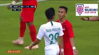 Download Video Singapura vs Indonesia 1 - 0 | 09 November 2018 MP3 3GP MP4