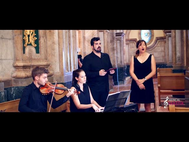Aleluya de Cohen - Tenor y Soprano - Nuestra Señora de la Fuensanta