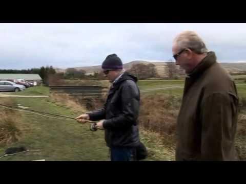 Fly Fishing At Bessy Becks, Cumbria - Great British Menu