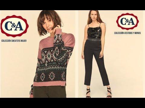 código promocional 1e146 8898a Catalogo C&A ropa de moda 2019 | Febrero