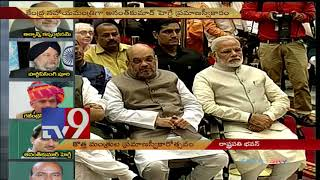 Ananth Kumar Hegde takes oath as Cabinet minister - TV9