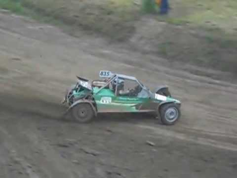 Autocross Crombach 2013,Thierry
