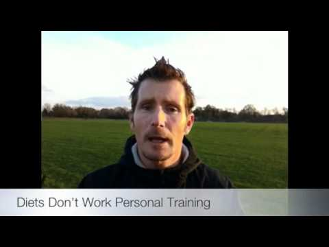 Welcome To Diets Don't Work Personal Training
