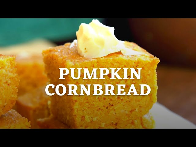HOMEMADE PUMPKIN CORNBREAD | Vegan Richa Recipes