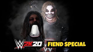 WWE 2K20 'LET ME IN' Special Gameplay ! FAIL GAME LIVE 2K20 Theme Gameplay |