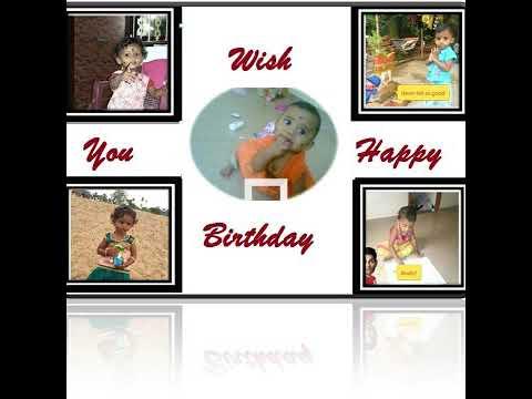 Wish U Happy Birth Day Yashu...
