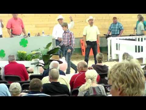 Tanner Baustian   Rock County   Market Gilt