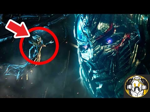 Transformers: The Last Knight Trailer #3 BREAKDOWN/ANALYSIS