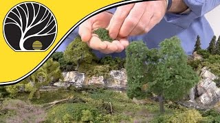 Simple Tips For Modeling Realistic Trees - Model Scenery | Woodland Scenics