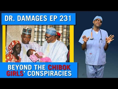 Damages Show Eps. 231: Beyond The Chibok Girls' Conspiracies