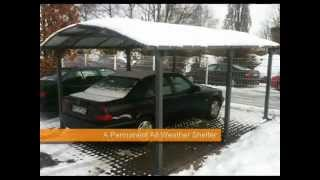 Palram Series 5000 Carport Promotional Video
