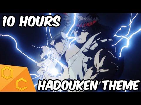 Street Fighter II V - Hadouken Theme [10 HOURS]